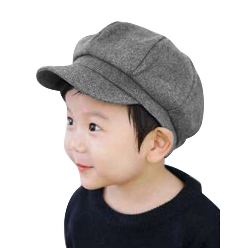 e54cf514484 Baby Hat spring and autumn thin section 1 year old 2 boys baseball cap kids  baby cap 6-12 months 0 t