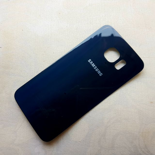 Authentic Back Glass Cover for Samsung S6 Edge G925