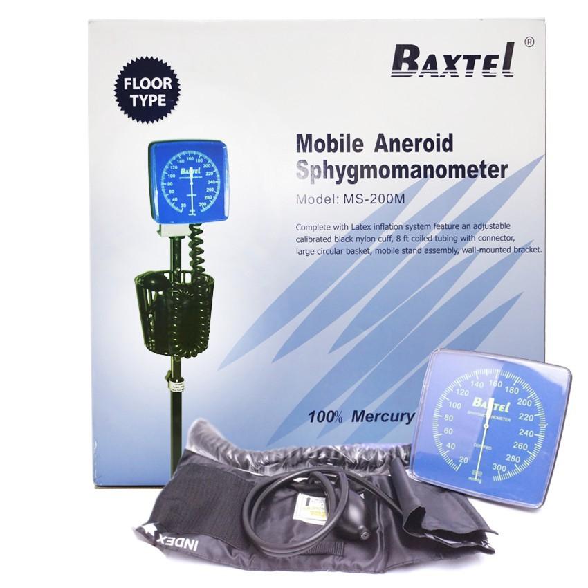 Blood Pressure Aneroid Sphygmomanometer Baxtel Floor Type Shopee Philippines