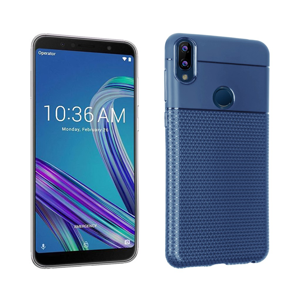 Asus Zenfone Max Pro M1 Zb602kl Soft Case Leather Cover Shopee Softcase Silikon Transparan For 2 Philippines