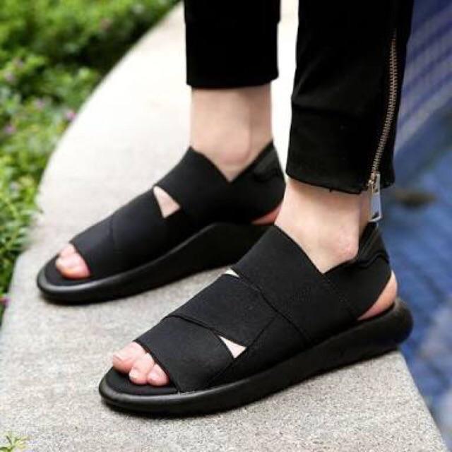 32701c923 Adidas Y-3 Qasa Sandal