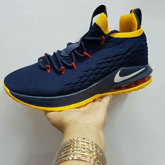 promo code b1852 34a02 Lebron 15 for mens Low Cut