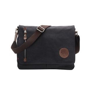 afa2f4e00c3f Vintage Style Men s Leisure Canvas Small Shoulder Bag