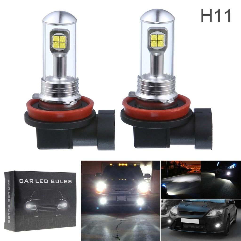 Adaptable 1pc Car H1 Led H3 Led Canbus 5630 Super Drl White 10led Tail Headlamp Fog Light Daytime Running Light 12v Auto Motorcycle Lamp Car Lights