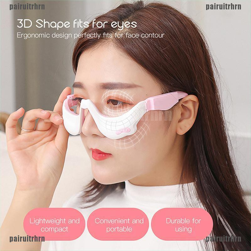 【PRT】3D Micro-Current Pulse Electric Eye Relax Massager