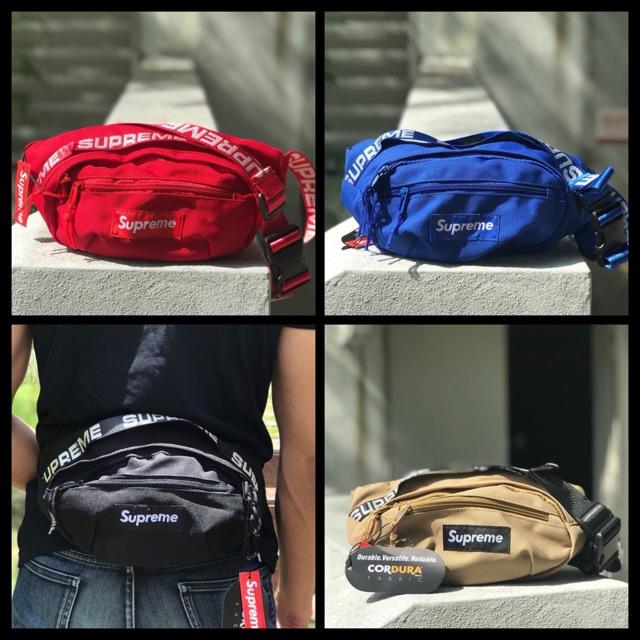 790dc9d4b4 Authentic Supreme Waist Bag SS18