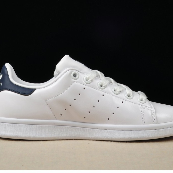 nytt koncept 2018 sneakers detailing Nelly]original adidas stan smith white nave blue breathable for ...