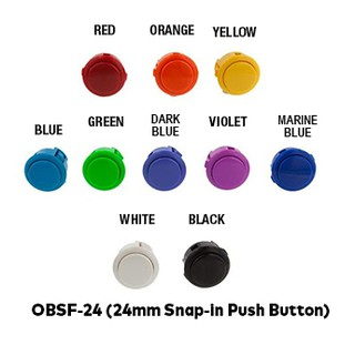 Sanwa OBSF-30 push buttons 30mm | Shopee Philippines