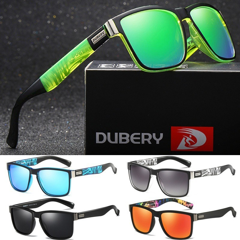 b485ebf35f01 DUBERY Polarized Sport Sunglasses Outdoor Driving Riding