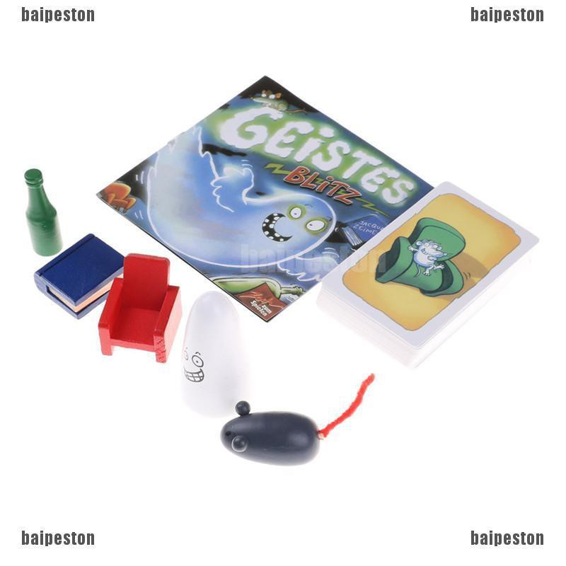 Geistes Blitz 1 Board Game 2-8 Players Family//Party Best Gift for Children  esP0