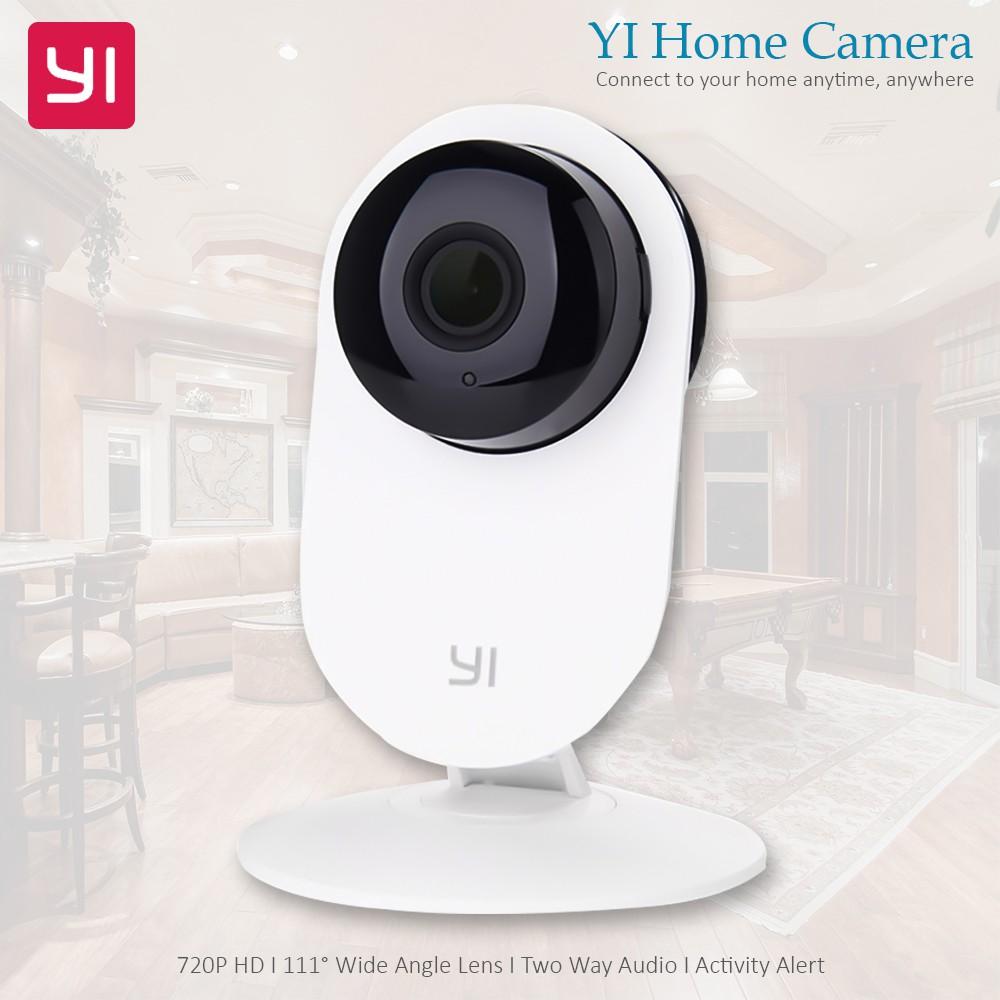 YI Home Camera 720P Smart IP Camera CCTV HD WiFi Video