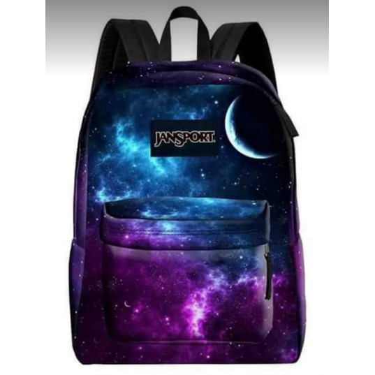 JANSPORT BACKPACK SPECIAL PRINT GALAXY