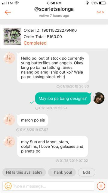 Glow In The Dark Star Stickers | Shopee Philippines