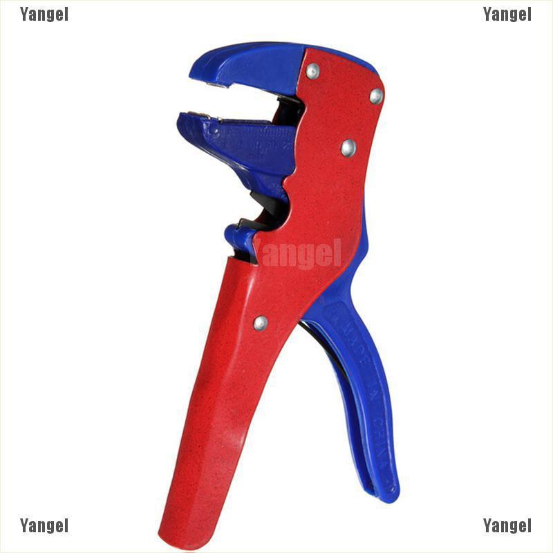 Adjustable Automatic Wire Striper Cutter Crimper Plier DIY Tool 0.2-3mm² New