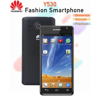 Huawei G520 4 5 inch 3G + 512MB/4GB Mobile Phone