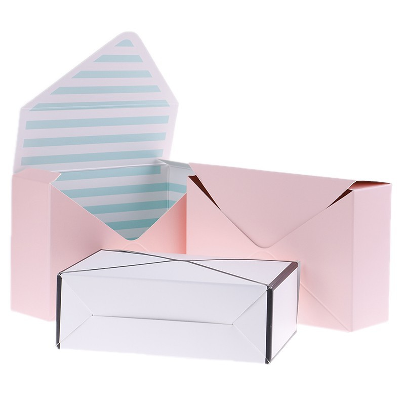 Origami Hexagonal Gift Box Tutorial - Paper Kawaii | 800x800