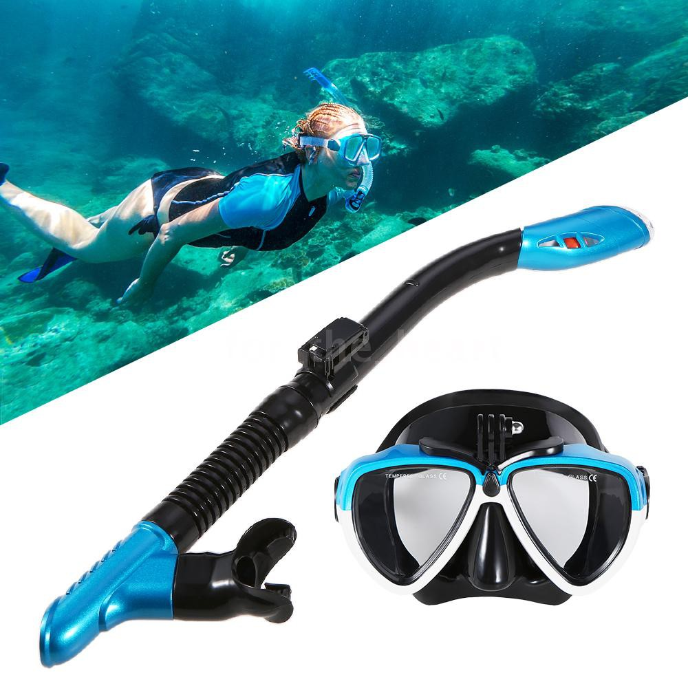 9aeb456d2 TRIBORD EASY BREATH FULL FACE SNORKELING MASK