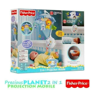 20836b9b7f537 ... Fisher Price Precious Planet 2in1 Projection Mobile. sold out