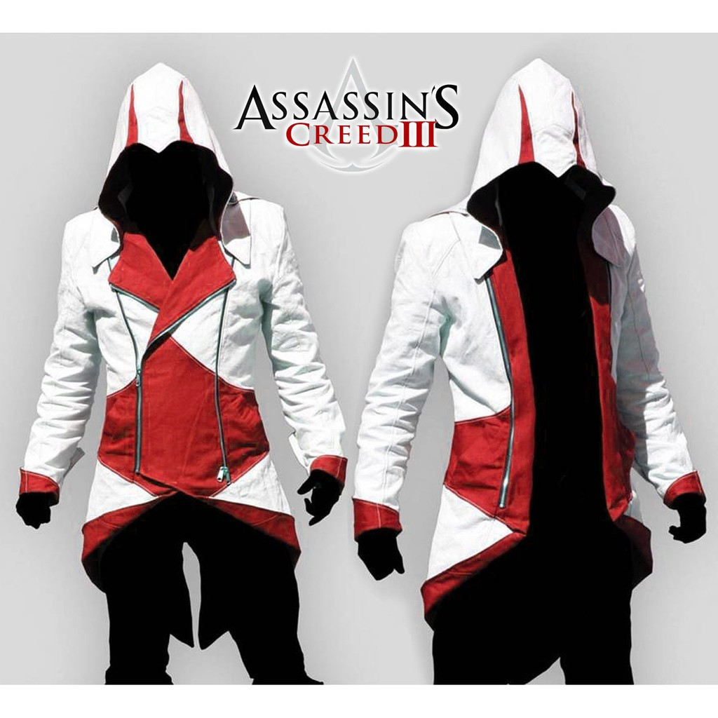 Cosplay Props Assassins Creed Iii 2 3 4 5 Altair Ez 18 Shopee