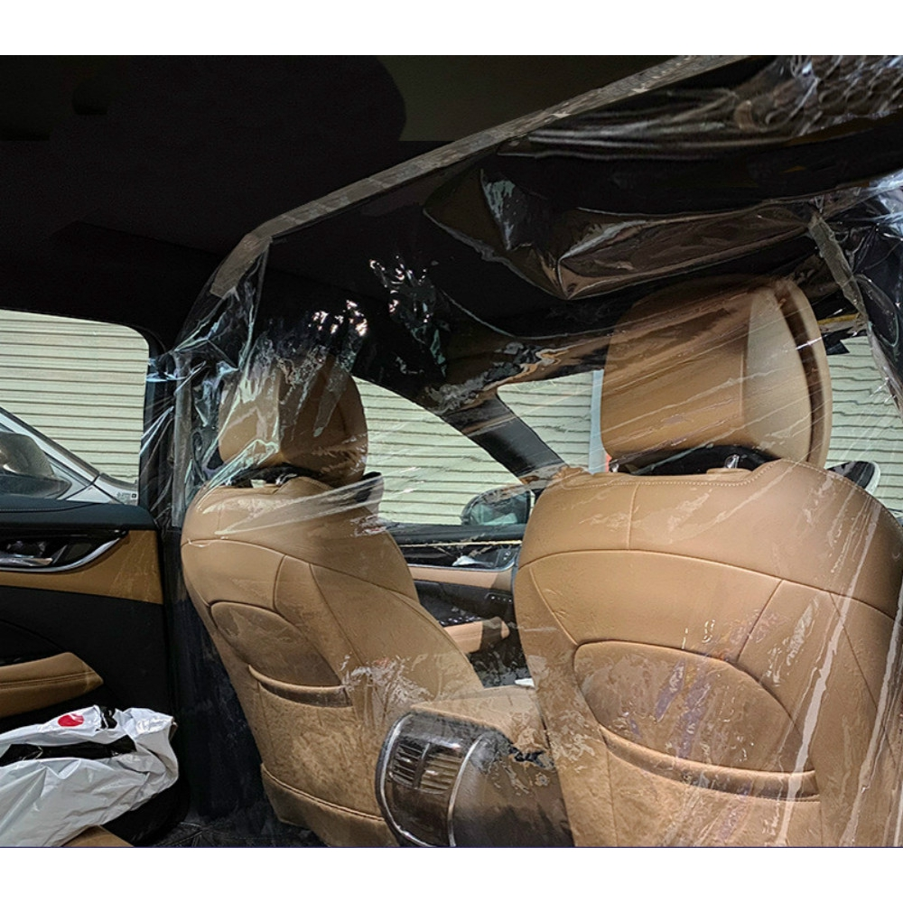 Car Isolation Film Anti-Droplets Transmission Fully Enclosed ...
