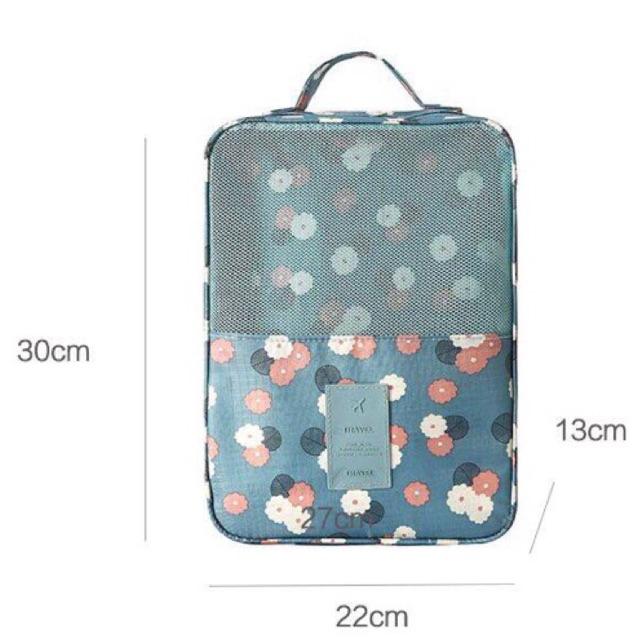 92b504df52 6pcs Set Waterproof Clothes Storage Bag Packing Cube Travel