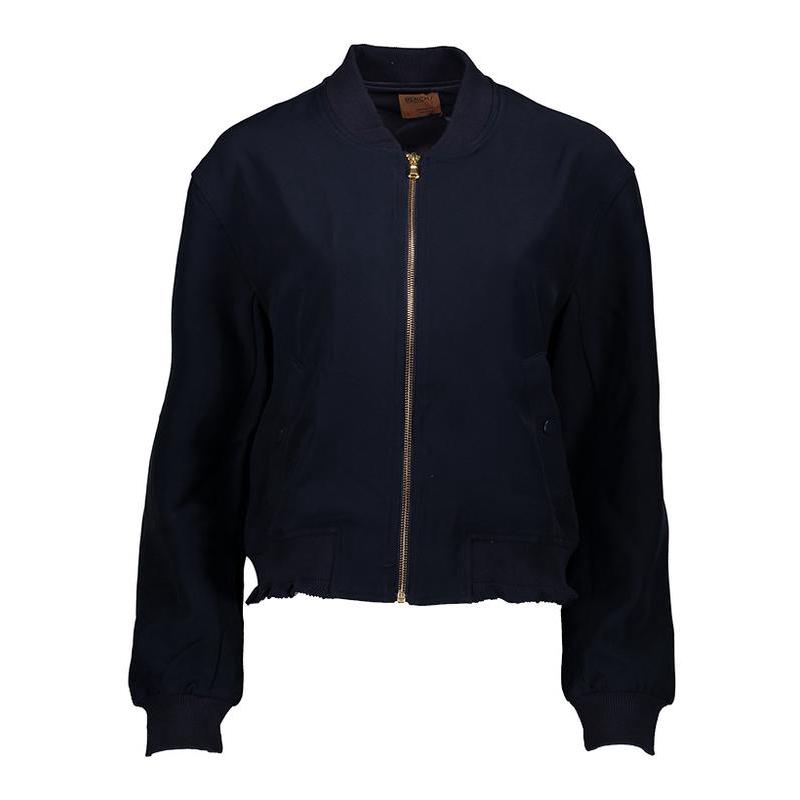 fashionable and attractive package best choice beautiful style BENCH/ Bomber Jacket - Navy Blue