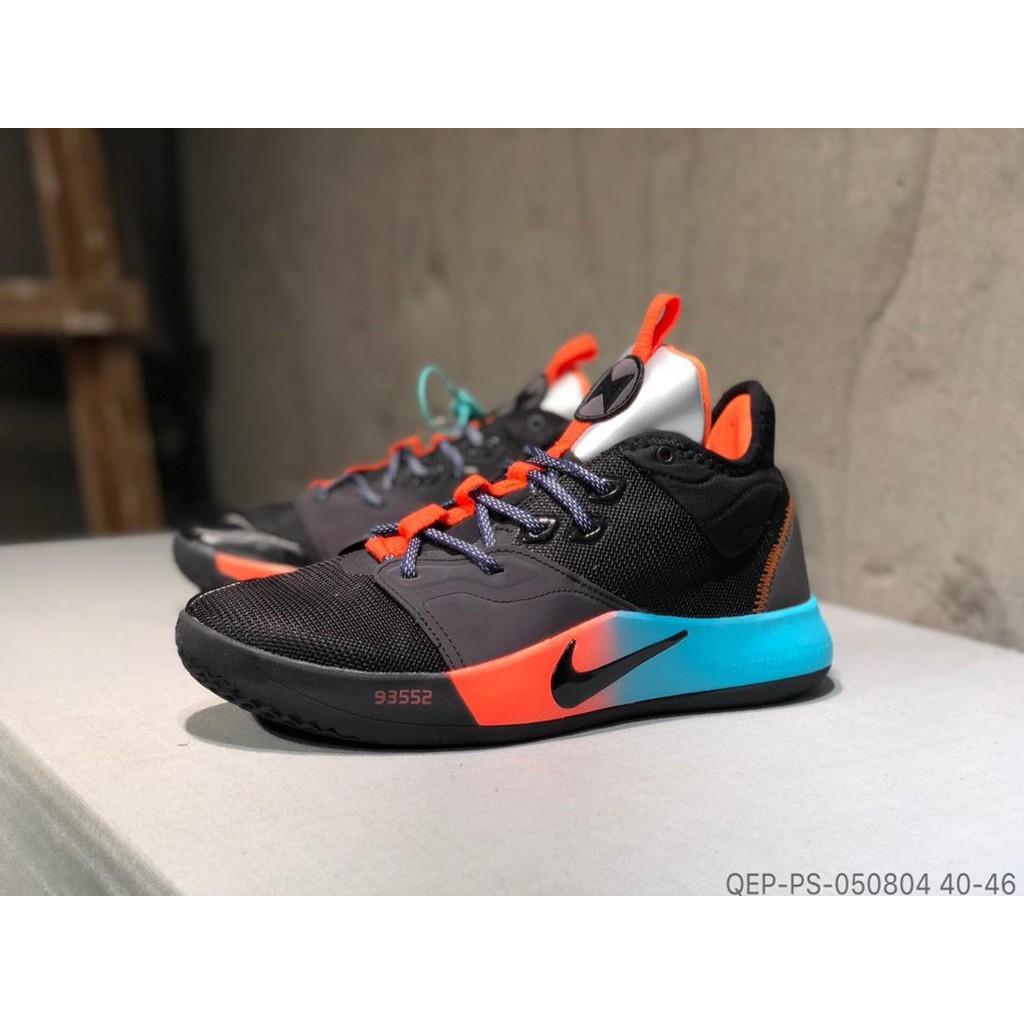 Prezzo del 50% seleziona per il più recente gamma completa di articoli Original Nike PG 3 NASA EP Men Basketball Shoes Sports Running ...