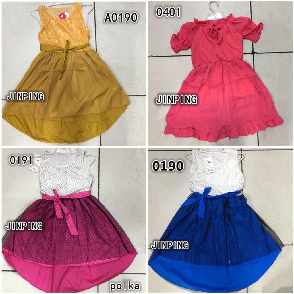8db1bc2f18cffc Dress Online Deals - Girls' Fashion   Babies & Kids   Shopee Philippines
