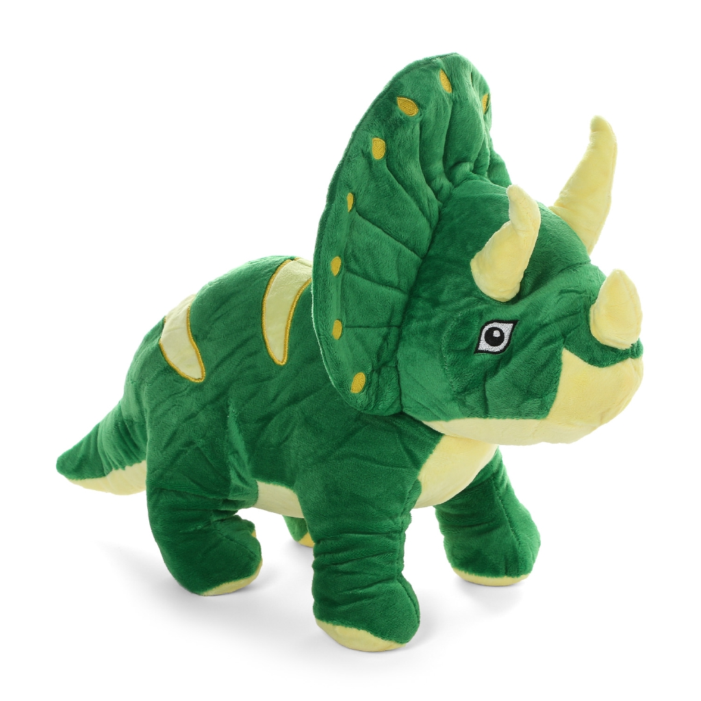 Toy Kingdom Dino Plush In Green Shopee Philippines