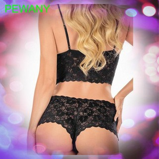 563648665508 Chest Transparent Women Floral Wrapped Lingerie Sets | Shopee Philippines