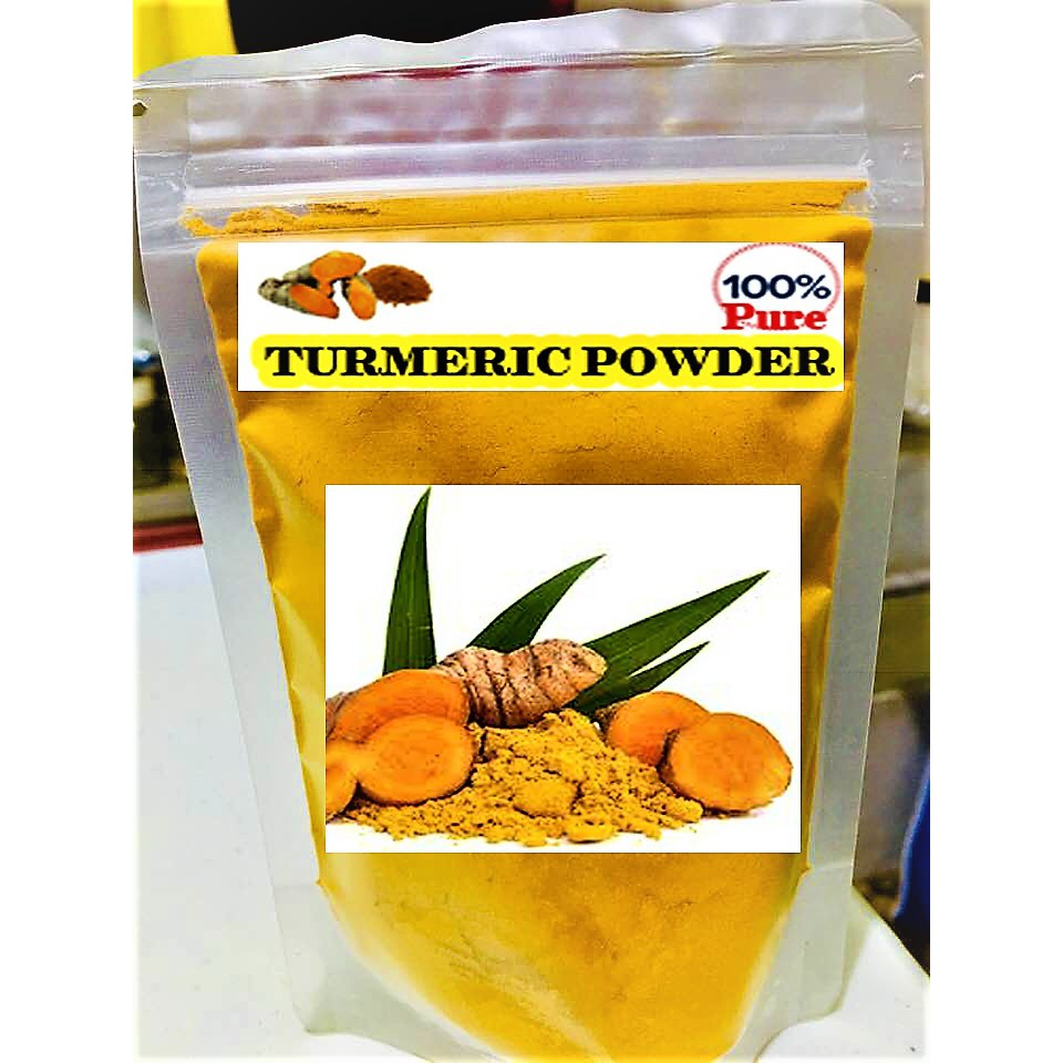 Turmeric powder PURE local produce 100g
