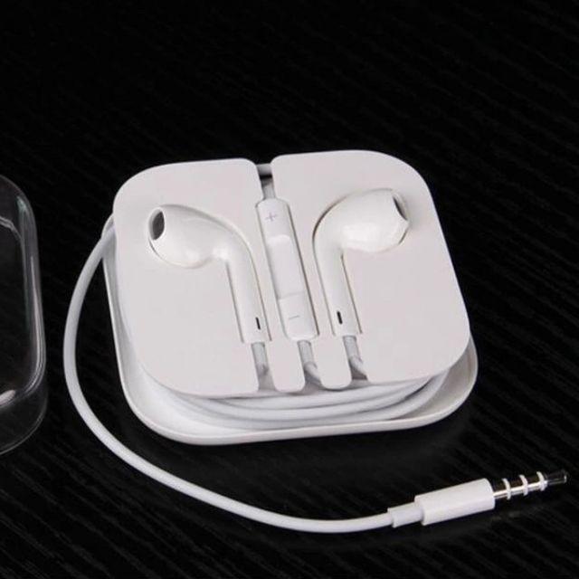 best loved 40ab9 23aa7 Apple Earpods Headset With Free Earphone Foam Cover