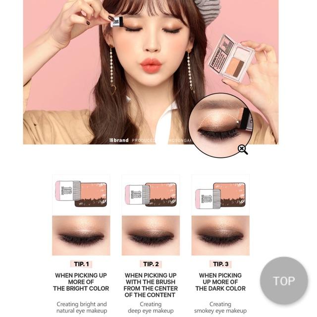 16 Brand Eyeshadow Shopee Philippines