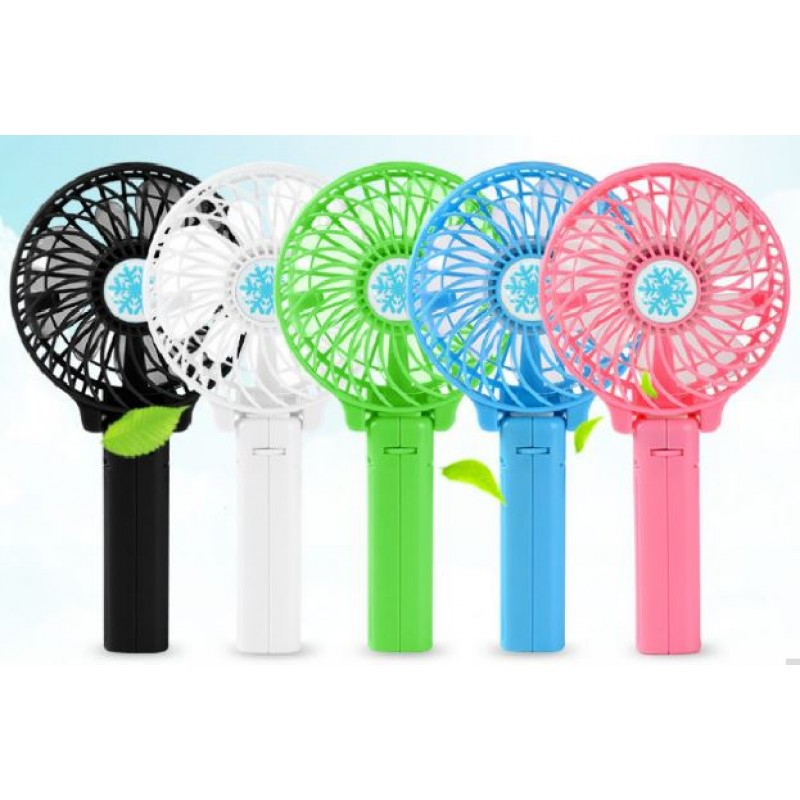 Back To Search Resultshome Appliances Unique Led Love Pattern Handheld Mini Fan Super Mute Battery Operated For Cooling Cute Easy To Use