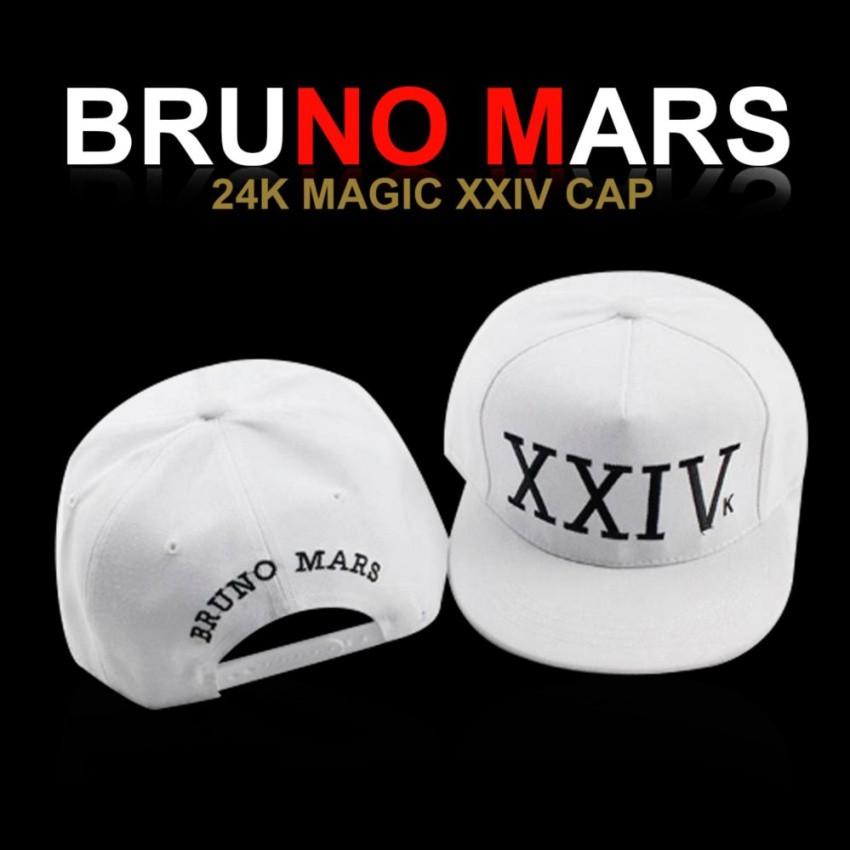 Bruno Mars 24k Magic XXIV Cap  9042816f1eb