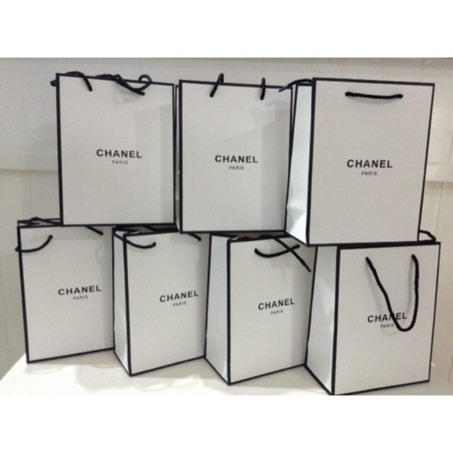 d30031b815f6b6 Chanel Paper Bag | Shopee Philippines
