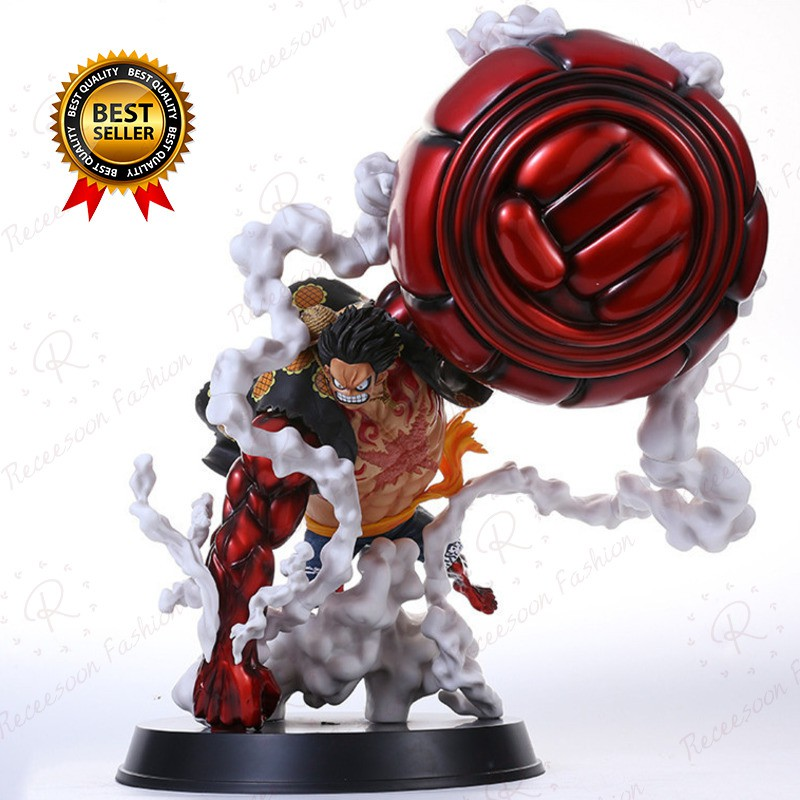 25cm One Piece Luffy Gear 4 Fourth Monkey D Luffy Big Hand Pvc Action Figures Op Luffy Zoro Sanji Collectibles Model Toys Shopee Philippines Tons of awesome luffy gear 4 wallpapers to download for free. 25cm one piece luffy gear 4 fourth monkey d luffy big hand pvc action figures op luffy zoro sanji collectibles model toys