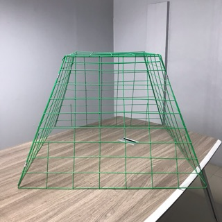 Game Fowl / Sabong / Scratchpen / Cage for Chicken in Green | Shopee