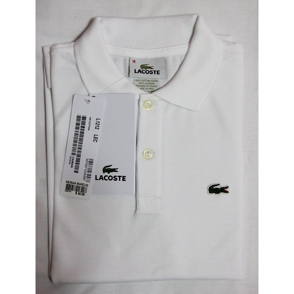 Hire Authentic Lacoste Cotswold Price Polo Philippines Shirts rrd6qY7 e33cebe3f
