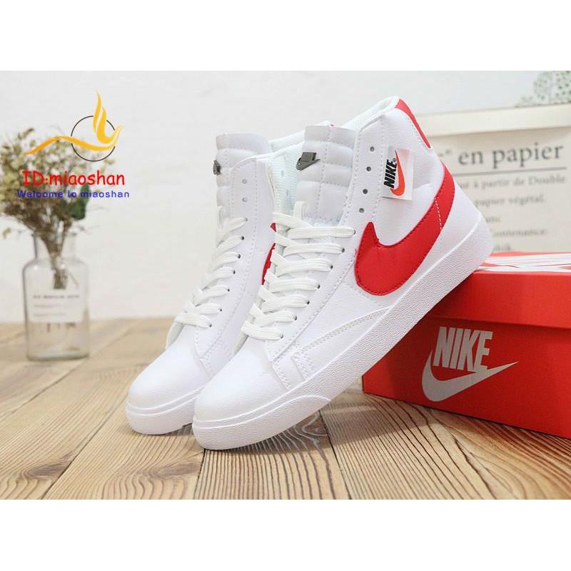 meet 9c321 6e203 Nike Blazer Mid 09 ND 371761-900 Beige Orange   Shopee Philippines
