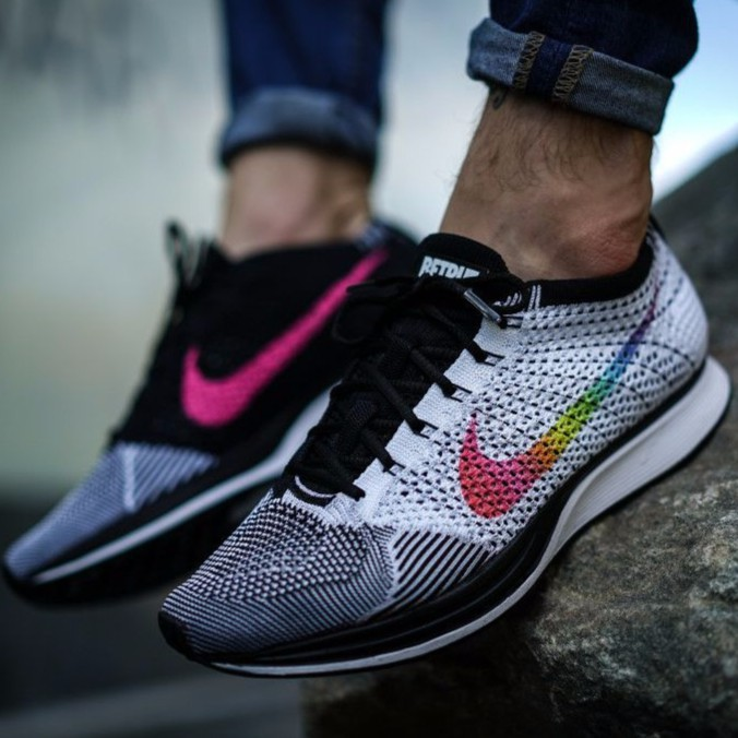 best selling outlet store sale shopping Nike Flyknit Racer