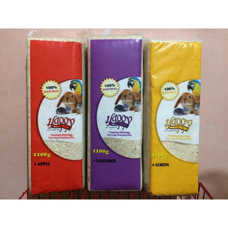 kusot/wood shavings for mice/hamster with scent