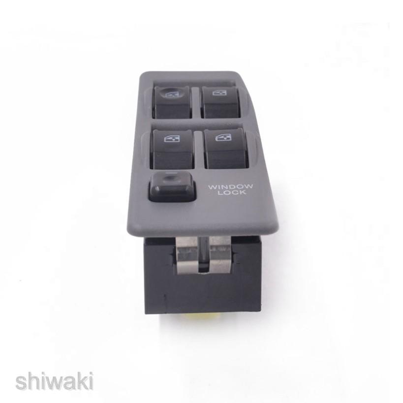 High Performance Window Switch  Front Left for 1999-2006 Suzuki Grand Vitara