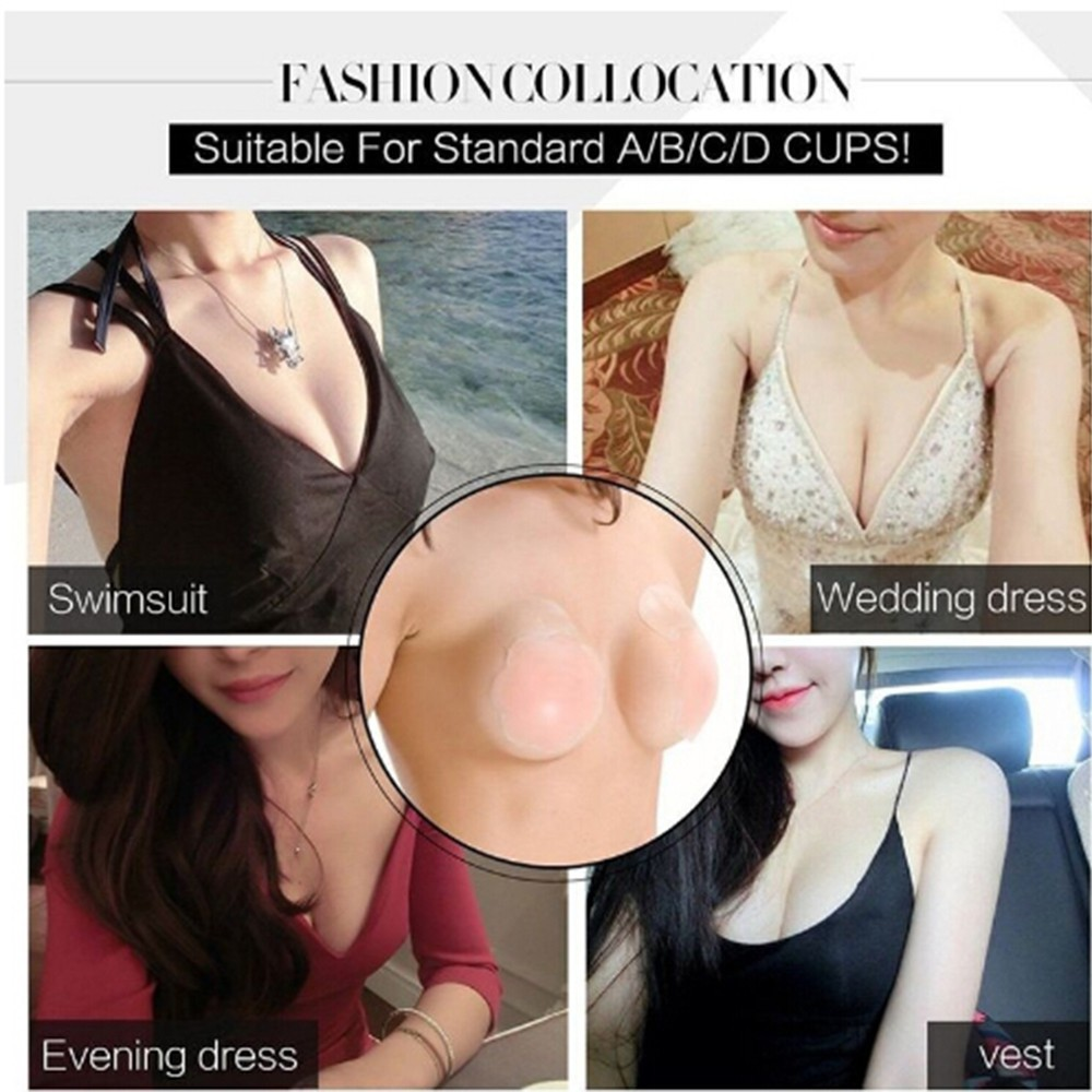 Magic Beauty Instant Lift Women Invisible Brassy Tape Breast Lifting Bra Tape