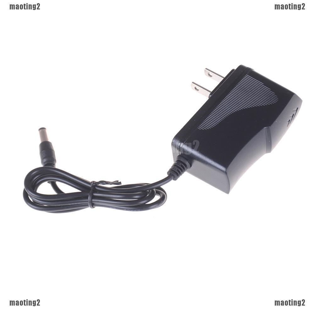 DC Power Supply Adapter Battery Charger Cord New 5V 1A 1000mA 5.5mm x 2.1mm AC