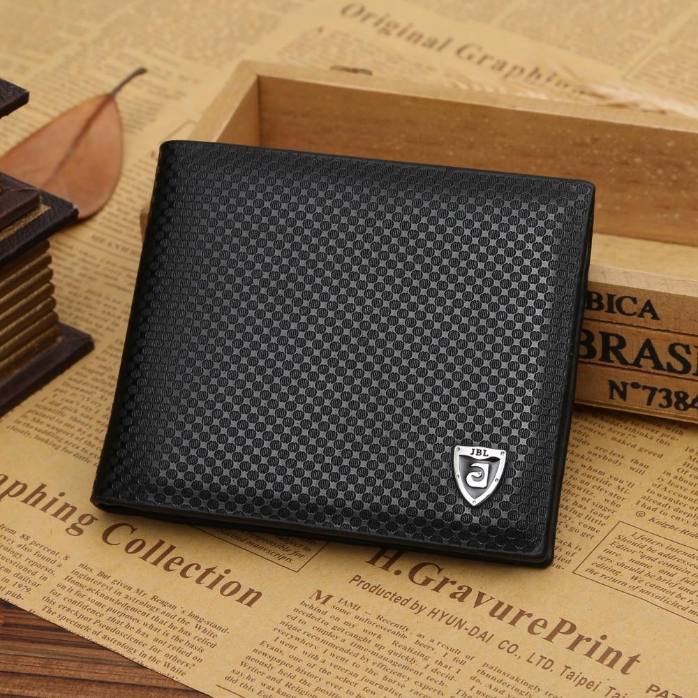 Jinbaolai Vintage Men Leather Brand Luxury Wallet Short Slim Male Purse Money Credit Card Holder Shopee Philippines