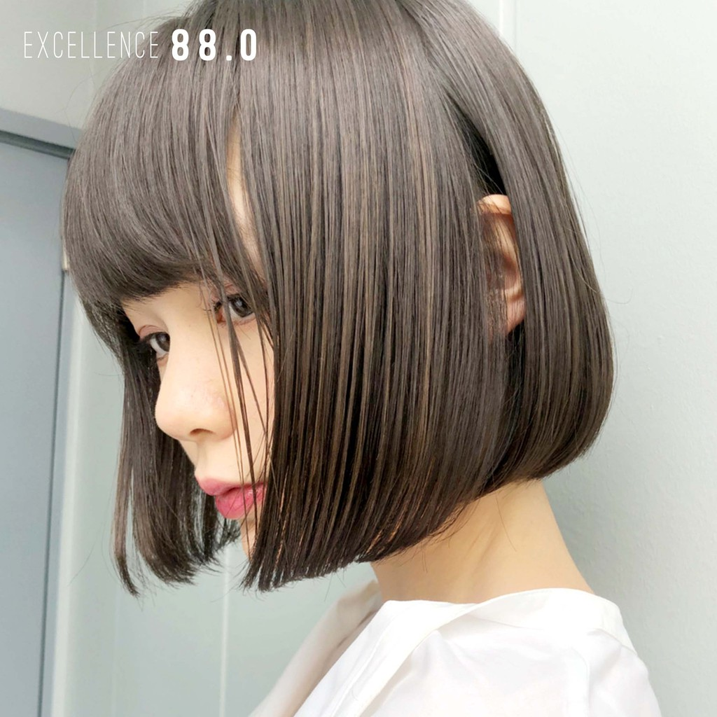 Excellence 15.15 Hair Color Cream Dark Ash Brown Gray