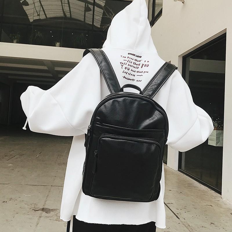 Trendy new Korean version of the shoulder bag Personality me