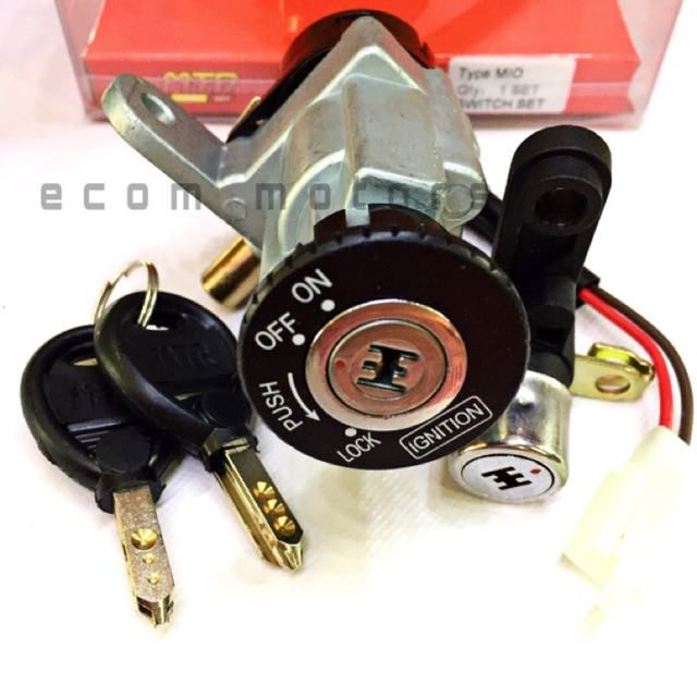 Ignition Switch Mio Sporty Mtr Anti Theft Ignition Switch