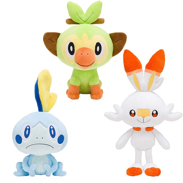 Pokemon Sword Pokemon Shield Starters Scorbunny Grookey Sobble Plushies Shopee Philippines In this groovy training, we will cover groovy history, install, hello world example, loops apache groovy is an object oriented and java syntax compatible programming language. pokemon sword pokemon shield starters scorbunny grookey sobble plushies